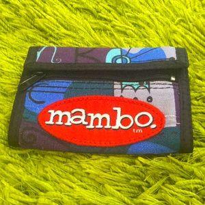Vintage 90's Mambo Wallet